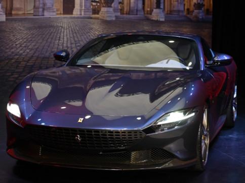 เฟอร์รารี่ Ferrari Roma V8 Turbo ปี 2020