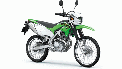 คาวาซากิ Kawasaki-KLX 230-ปี 2021