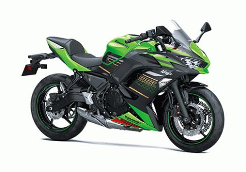 คาวาซากิ Kawasaki Ninja 650 ปี 2019