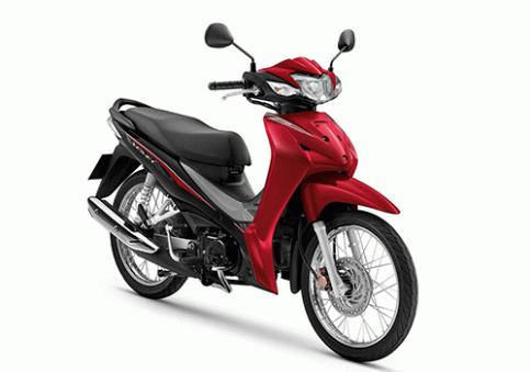 ฮอนด้า Honda-Wave 110i ล้อซี่ลวด 2019-ปี 2019