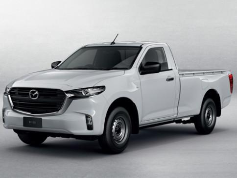 มาสด้า Mazda BT-50 Standard Cab 1.9E ปี 2021