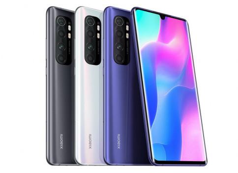 เสียวหมี่ Xiaomi MiNote 10 Lite