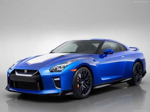 นิสสัน Nissan-GT-R 50th Anniversary Edition-ปี 2019