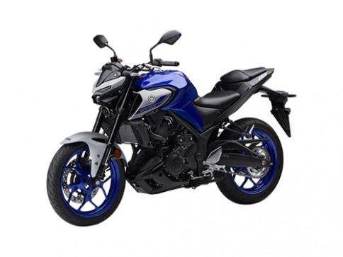 ยามาฮ่า Yamaha MT-03 MY2021 ปี 2021