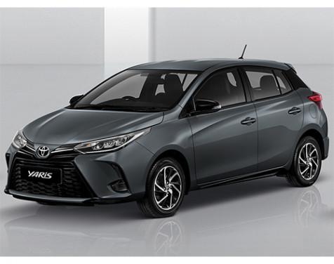 โตโยต้า Toyota Yaris Sport ปี 2020