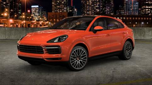 ปอร์เช่ Porsche-Cayenne Coupe STD-ปี 2020