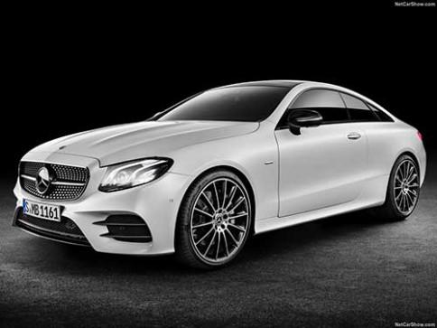 เมอร์เซเดส-เบนซ์ Mercedes-benz E-Class E300 Coupe' AMG Dynamic ปี 2017