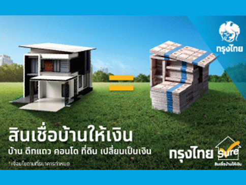 สินเชื่อกรุงไทยบ้านให้เงิน-ธนาคารกรุงไทย (KTB)