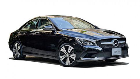 เมอร์เซเดส-เบนซ์ Mercedes-benz CLA-Class CLA 200 Urban ปี 2017
