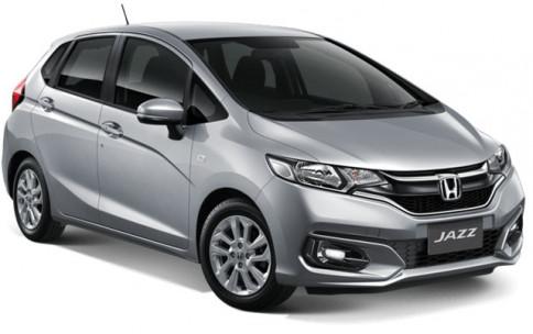 ฮอนด้า Honda-Jazz V+ AT 2017-ปี 2017