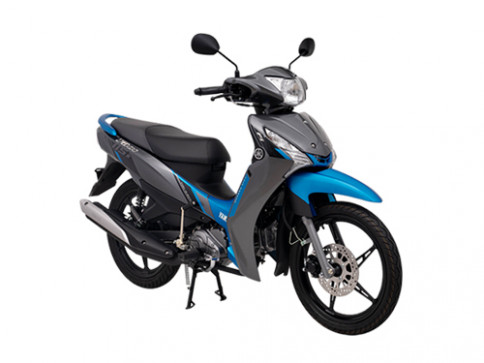 ยามาฮ่า Yamaha FINN ล้อแม๊ก สตาร์มือ 2021 ปี 2021
