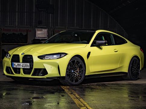 บีเอ็มดับเบิลยู BMW M4 Competition Coupe ปี 2021