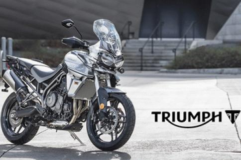 ไทรอัมพ์ Triumph Tiger 800 XRT MY2018 ปี 2018