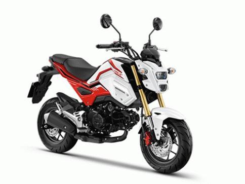 ฮอนด้า Honda MSX125 SF Standard MY20 ปี 2020