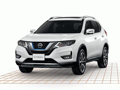 นิสสัน Nissan X-Trail 2.0VL 4WD Hybrid 2019 ปี 2019