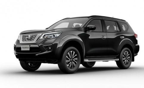 นิสสัน Nissan Terra 2.3 V 2WD 7AT ปี 2021