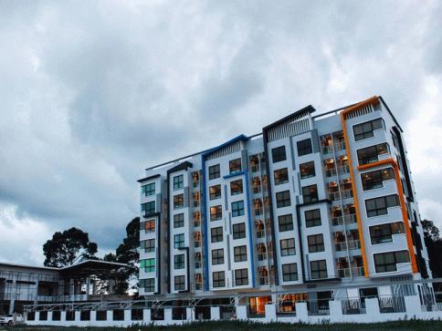 เดอะ ซี ฟอเรสท์ คอนโดมิเนียม (The Sea Forest Condominium)