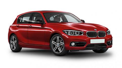 บีเอ็มดับเบิลยู BMW-Series 1 118i M Sport-ปี 2015