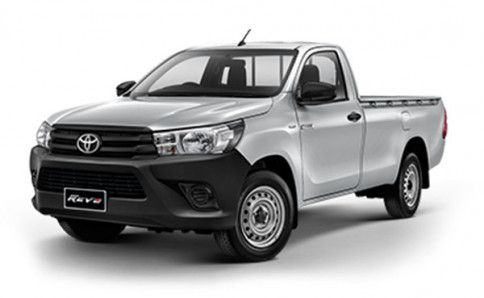 โตโยต้า Toyota Revo Standard Cab 2.7J ปี 2017