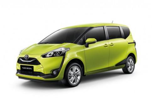 โตโยต้า Toyota Sienta 1.5 G ปี 2019