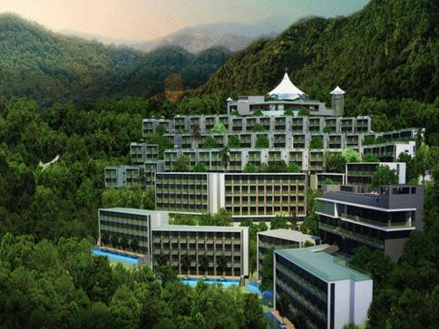 เดอะ พีค เรสซิเด้นท์ กะตะน้อย บีช (The Peaks Residence Kata Noi Beach)