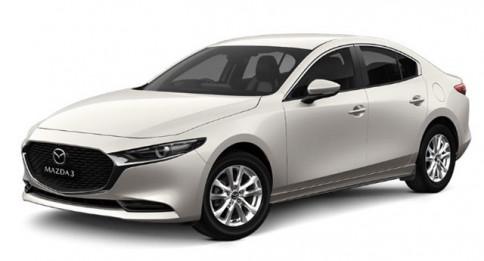 มาสด้า Mazda 3 2.0 C Sedan 2019 ปี 2019