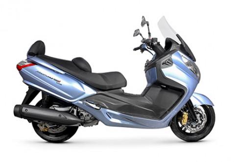 เอสวายเอ็ม SYM Maxsym 400i ABS ปี 2012