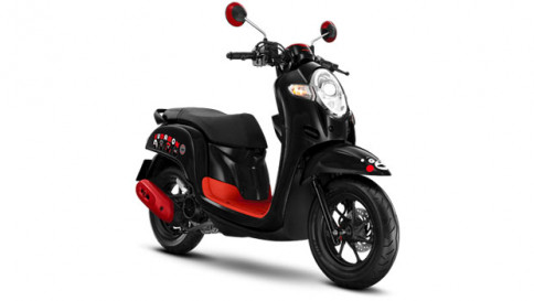 ฮอนด้า Honda-Scoopy i Kumamon Special Edition-ปี 2019