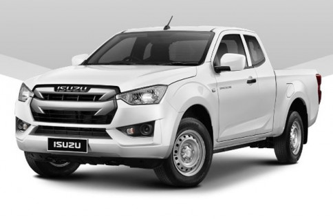 อีซูซุ Isuzu D-MAX Spacecab 1.9 Ddi S AT MY19 ปี 2019