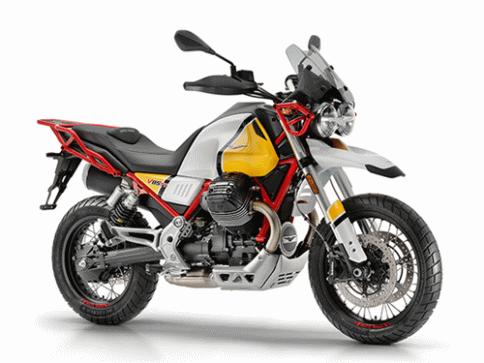 โมโต กุชชี่ Moto Guzzi V85 TT PREMIUM GRAPHICS ปี 2019