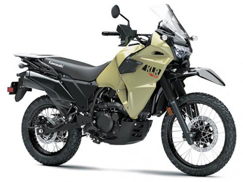 คาวาซากิ Kawasaki KLR 650 ABS ปี 2021