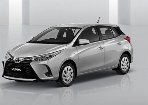 โตโยต้า Toyota Yaris Entry 2020 ปี 2020