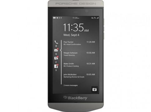 แบล็กเบอรี่ BlackBerry-Porsche Design P'9982