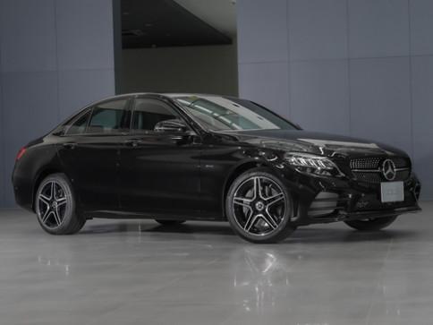 เมอร์เซเดส-เบนซ์ Mercedes-benz C-Class C 300 e Avantgarde ปี 2020
