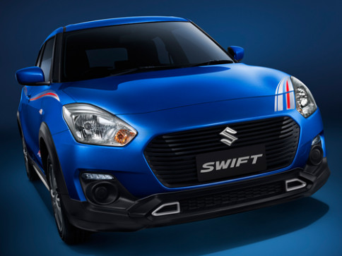 ซูซูกิ Suzuki-Swift GL MAX EDITION-ปี 2020