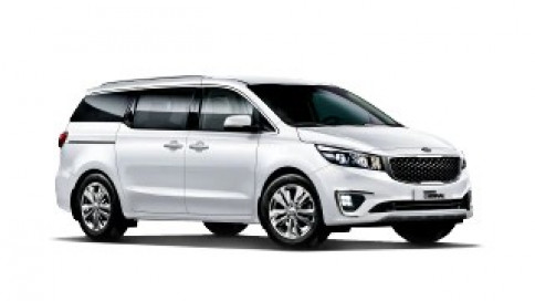 เกีย KIA Grand Carnival EX MY18 ปี 2018