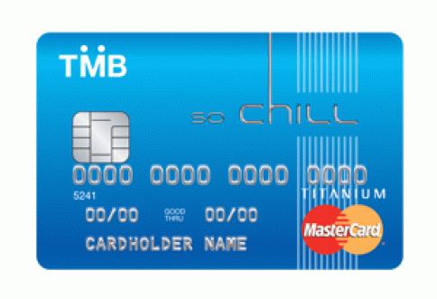 บัตรเครดิต ทีเอ็มบี โซ ชิลล์ (TMB So Chill Credit Card)-ธนาคารทหารไทย (TMB)