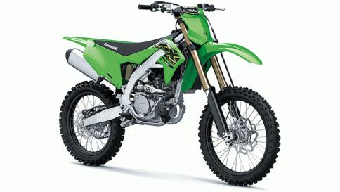 คาวาซากิ Kawasaki-KX 250-ปี 2021