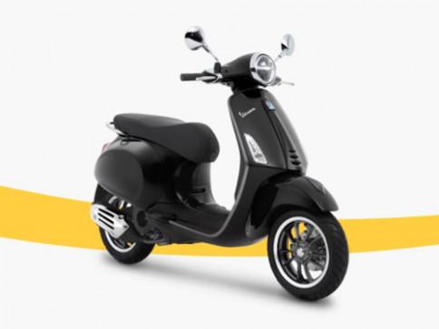 เวสป้า Vespa Primavera S 150 I-Get ABS