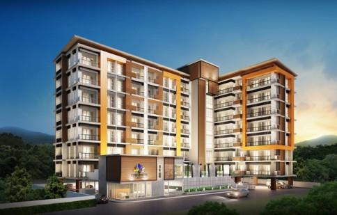 เดอะ ชิค วิว คอนโดมิเนียม (The Chic View Condominium)