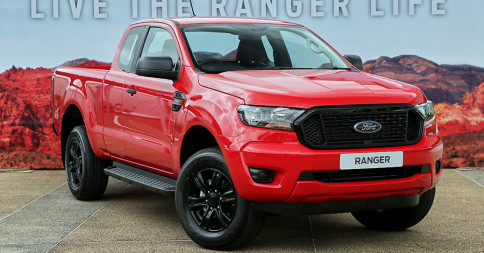 ฟอร์ด Ford Ranger Open-Cab 2.2L XL+ Sport Hi-Rider 6MT MY20 ปี 2020
