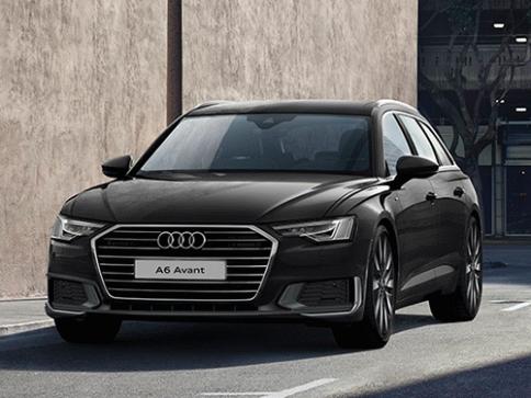 อาวดี้ Audi-A6 Avant 40 TFSI S line-ปี 2020