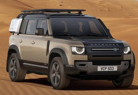 แลนด์โรเวอร์ Land Rover-Defender 110 Petrol 3.0 X Ingenium MHEV-ปี 2020