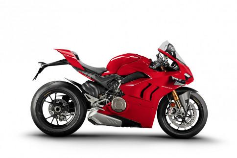 ดูคาติ Ducati Panigale V4S ปี 2020