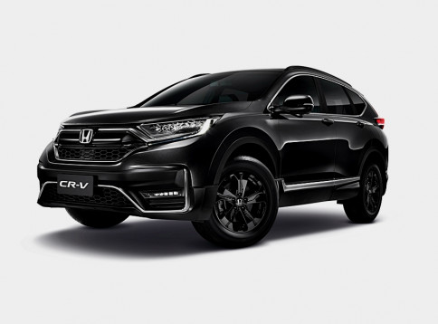 ฮอนด้า Honda CR-V 2.4 BLACK EDITION 5 seat ปี 2021