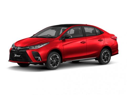 โตโยต้า Toyota Yaris ATIV Sport Premium MY2021 ปี 2021