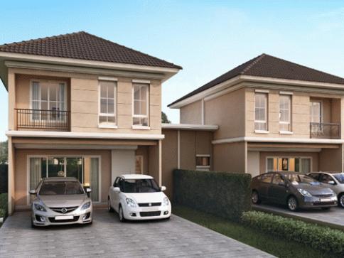 บ้านพฤกษา เทพารักษ์-เมืองใหม่ฯ โครงการ 1 (Baan Pruksa Theparak - Muangmai)