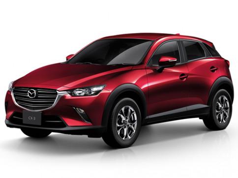 มาสด้า Mazda CX-3 2.0 BASE MY2021 ปี 2021