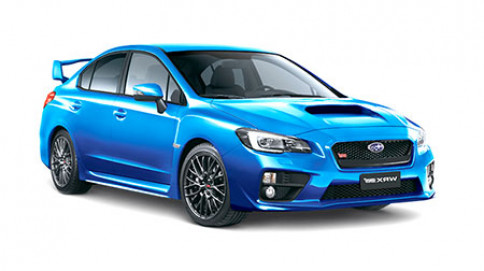 ซูบารุ Subaru-WRX STI 2.5 Turbo AWD 6MT-ปี 2014