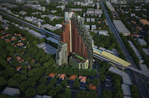 บริกซ์ คอนโดมิเนียม (Brix Condominium)